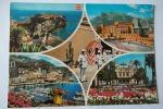 La Principauté De Monaco, Le Rocher, Le Palais Du Prince - Monte Carlo, Port, Jardins Et Casino - Relève De La Garde - Multi-vues, Vues Panoramiques