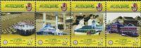 MY0139 Brunei 2002 Education And School Mosque 4v MNH - Brunei (1984-...)
