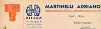 MILANO MARTINELLI ADRIANO INGRASSATORI OLIATORI SIRINGHE & AFFINI 1947 - Italia