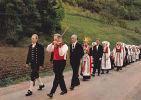 NORWAY - WEDDING IN GRANVIN - Norwegen