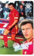 *ITALIA: ATW - CALCIO CALLING 1997/98* - Scheda Usata - Italia