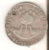 MONEDA DE PLATA DE BOLIVIA DE 4 SOLES DEL AÑO 1830  (COIN) SILVER,ARGENT. - Bolivia