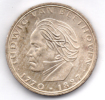GERMANIA 5 MARK 1970 ARGENTO - [ 7] 1949-… : RFA - Rep. Fed. Tedesca