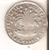 MONEDA DE PLATA DE BOLIVIA DE 4 SOLES DEL AÑO 1856  (COIN) SILVER,ARGENT. - Bolivia