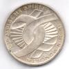 GERMANIA 10 MARK 1972  ZECCA G ARGENTO - [ 7] 1949-… : RFA - Rep. Fed. Tedesca