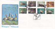 Transkei 1992 Waterfowls FDC - Transkei