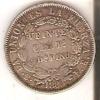 MONEDA DE PLATA DE BOLIVIA DE 20 CENTAVOS DEL AÑO 1883  (COIN) SILVER,ARGENT. - Bolivia