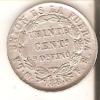 MONEDA DE PLATA DE BOLIVIA DE 20 CENTAVOS DEL AÑO 1884  (COIN) SILVER,ARGENT. - Bolivia