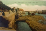 La Touque à Marée Basse - Trouville