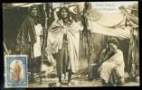 CPA. PARAGUAY.  Indios Lenguas.  Chaco Paraguayo.    Cachet  ASUNCION Au Verso. - Paraguay