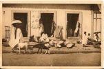 CPA - SENEGAL - DAKAR - Le Marchand De Calebasses - Voyagée En 1941 - Sénégal