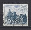 """1397  (OBL)  Y  &  T  """"Château De Montteagudo""""   *ESPAGNE* - 1961-70 Usati"""