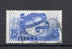 """796   (OBL)  Y  &  T   """"L'U.P.U""""  *ESPAGNE* - 1931-50 Usati"""