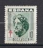 """782    (OBL)  Y  &  T   """"Esculape""""  *ESPAGNE* - 1931-50 Usati"""
