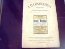 L'illustration Theatrale - Journal D'actualités Dramatiques- LE DOUBLE MADRIGAL-1913 - Documentos Antiguos