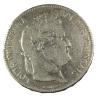 France -   5 Francs - 1837 B - Louis Philippe - TB - Ar. - J. 5 Francs
