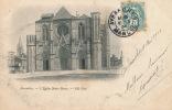 AVRANCHES - L'Église Notre Dame - Avranches