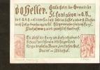 A44. Austria, ST. PANTALEON - 60 Heller 1920 - Autriche