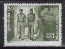 India MNH 1982,  Police Beat Patrol, Job, Torch, Energy, - Inde