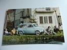 Car Auto Fiat Giadiniera 500 Pin Up Coppie - Turismo