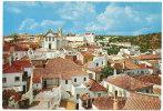 Portugal Algarve Postcard Albufeira Sent To Denmark 15-12-1971 - Faro