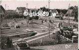 STELLA-PLAGE - Golf Miniature - Boulevard Labrasse (animée Avec Ford Vedette Et Hôtel Des Sables D´Or) - N° 294 - Autres Communes