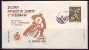 YUGOSLAVIA  - JUGOSLAVIJA  - WORLD  SPEEDWAY  RACES  - ZAGREB  - 1964 - Moto