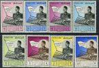 AJ0273 Iraq 1963 President And Tanks 8v MNH - Unclassified