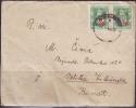 YUGOSLAVIA  - JUGOSLAVIJA  - INTERNAT. FAIR In ZAGREB Stamps On Cover  - 1947 - Jugoslavia