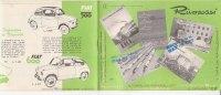 B0766  TRENI CATALOGO RIVAROSSI 1960/GIOCATTOLI MODELLISMO FERROVIARIO/LOCOMOTIVE - Locomotive