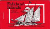 Falkland  1980 Mail Ships Booklet - Falkland Islands
