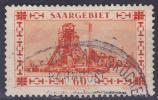 SAAR - Michel - 1926/32 - Nr 115 - Gest/Obl/Us - Ohne Zuordnung