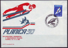 YUGOSLAVIA  - JUGOSLAVIJA  - Ski Jumping -  PLANICA - 1985