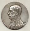 GENERAL JUAN GREGORIO DE LAS HERAS HOMENAJE DEL PUEBLO ARGENTINO EN LA REPATRIACION DE SUS RESTOS 1780-1866 MEDALLA DE G - Tokens & Medals