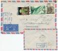 Airmail 1960 To Belgium ASSEBROEK 8.9.1960  3 Dif.stamps - Unused Stamps