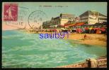 Lot De 2 CPA - Cabourg   -  La Plage  -   Réf : 24960 - 32156 - Cabourg