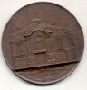 TEATRO DE SANTA FE THEATRE THEATER LEY NRO. 1152 INAUGURACION OCTUBRE 5 DE 1905  GOBERNADOR DR. RODOLFO FREYRE - Jetons & Médailles