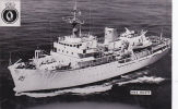 SHIPPING - H.M.S. HEGATE - Warships