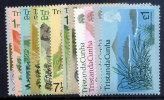 TRISTAN DA CUNHA N° 162/73** SERIE COMPLETE - Tristan Da Cunha