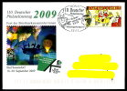 23939) BRD - Ganzsache Michel USo ? - ◙ Gestempelt - Ausgabe 3.9.09 - 110. Deutscher Philatelistentag - Umschläge - Gebraucht