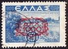 "GREECE 1946 ""chains"" Overprint 1000 / 500.000 Dr. Brown Vl. 606 - Griekenland"