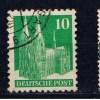 D Deutschland 1948 Mi 80wg Köln Dom - Bizone