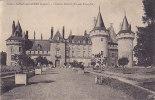 45 - Sully-sur-Loire - Château Féodal (Façade Nord-Est) - Sully Sur Loire