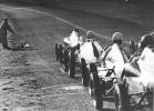 Start Of 500cc Race  -  Brands Hatch  -  1951  -  Real Photo Postcard - Zonder Classificatie