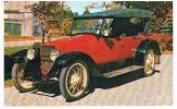 Carte Postale Couleur............Voiture Ancienne.............TEMPLAR .....1921.. - Unclassified