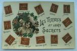 Carte Fantaisie Les Timbres Et Leurs Secrets - Autres