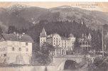 SAINT GERVAIS LES BAINS.  HOTEL DE SAVOIE .   DOS SIMPLE  VOYAGEE - Saint-Gervais-les-Bains