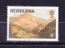SAINT  HELENA  ISLAND    1976  , Paintings - Landscapes   ,  6 P   ,  Y&T 287   , Cv 0,20 E ., ** M N H , V V F - Isola Di Sant'Elena