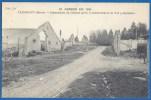 CPA - MARNE - VASSIMONT - Guerre De 1914 - Dépendances Du Château Après Le Bombardement Des 8 Et 9 Septembre - France