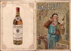 Calendrier  /Spiritueux/Cognac BISQUIT/1940       CAL46 - Calendars
